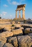 Tempio di Castore e Polluce  - Valle dei templi (2804 clic)