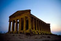 Tempio della Concordia  - Valle dei templi (2330 clic)