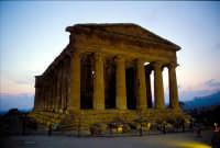 Tempio della Concordia  - Valle dei templi (2655 clic)