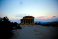 Tempio della Concordia  - Valle dei templi (2406 clic)