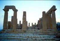 Tempio di Giunone  - Valle dei templi (2867 clic)