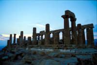 Tempio di Giunone  - Valle dei templi (2703 clic)