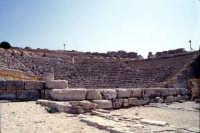 Il teatro greco di Segesta  - Segesta (7883 clic)