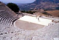 Il Teatro Greco di Segesta  - Segesta (4786 clic)