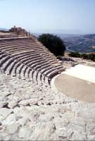 Il Teatro Greco di Segesta  - Segesta (3655 clic)