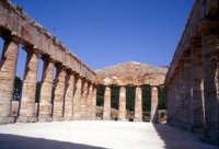 Il Tempio di Segesta  - Segesta (1898 clic)