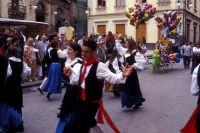 Sagra della Ricotta - musica e danze tipiche siciliane  - Vizzini (4742 clic)