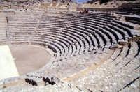 Il Teatro Greco di Segesta  - Segesta (2683 clic)