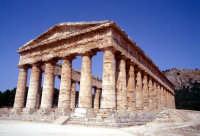 Il Tempio di Segesta  - Segesta (1957 clic)