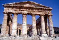 Il Tempio di Segesta  - Segesta (1921 clic)