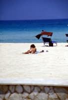 Il Mare e la spiaggia di San Vito Lo Capo  - San vito lo capo (4569 clic)