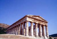 Tempio di Segesta  - Segesta (1999 clic)