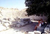 Teatro Greco di Segesta  - Segesta (2196 clic)