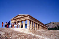 Tempio di Segesta  - Segesta (1889 clic)