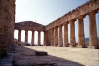 Tempio di Segesta  - Segesta (2301 clic)