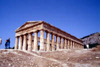 Tempio di Segesta  - Segesta (1959 clic)