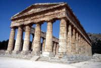 Tempio di Segesta  - Segesta (1993 clic)