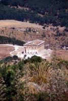 Tempio di Segesta  - Segesta (1956 clic)