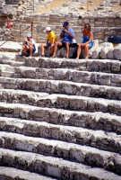 Teatro Greco di Segesta  - Segesta (2242 clic)