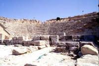 Teatro Greco di Segesta  - Segesta (1982 clic)