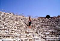 Teatro Greco di Segesta  - Segesta (2421 clic)