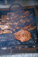 Barbecue con salsiccia modicana  - Modica (4196 clic)