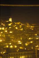 Modica di notte. San Giovanni Battista e Modica Alta MODICA Giambattista Scivoletto