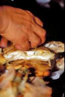 Scacce modicane - tommasine (ricotta, salsiccia, caciocavallo e uova) ... le mie preferite !  - Modica (4349 clic)