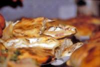 Scacce modicane - tommasine (ricotta, salsiccia, caciocavallo e uova) ... le mie preferite !  - Modica (5368 clic)