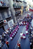 Festino di Santa Rosalia - Luglio 2002  - Palermo (1708 clic)