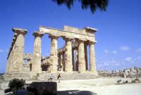 Il Tempio di Selinunte  - Selinunte (2837 clic)