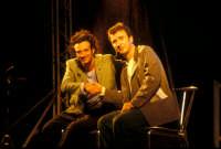 Ficarra e Picone - performance a Marina di Modica - Aogosto 2003  - Marina di modica (2553 clic)
