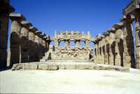 Il Tempio di Selinunte  - Selinunte (1996 clic)
