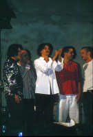 Sergio Cammariere in Concerto al Castello di Donnafugata - Estate 2003  - Donnafugata (1650 clic)