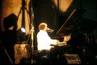 Sergio Cammariere in Concerto al Castello di Donnafugata - Estate 2003  - Donnafugata (1171 clic)