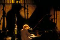 Sergio Cammariere in Concerto al Castello di Donnafugata - Estate 2003  - Donnafugata (1606 clic)