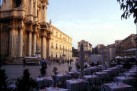 Piazza Duomo  - Siracusa (1281 clic)