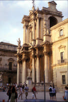 Il Duomo  - Siracusa (1297 clic)