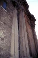 Colonna di un tempio greco nel duomo di Siracusa  - Siracusa (2199 clic)