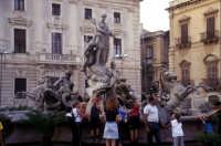Fontana in Piazza Archimede  - Siracusa (2065 clic)