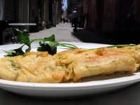 U pisci all'ovu (il pesce d'uovo): uovo, ricotta, menta ...e fantasia!  - Siracusa (5651 clic)