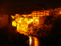 la caletta by night  - Sant'elia (7031 clic)