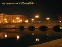 Ponte Umbertino di notte  - Siracusa (3350 clic)