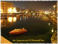 Notturno sul ponte nuovo  - Siracusa (2059 clic)