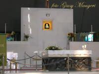 Santuario Madonna delle Lacrime - Altare principale  - Siracusa (2348 clic)