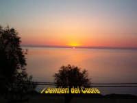 Alba sul mare di Marzamemi  - Marzamemi (5196 clic)