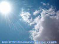 Cielo d'estate  - Siracusa (1815 clic)