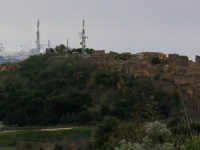 I ruderi di S Margherita Belice terremoto 1968  - Santa margherita di belice (5279 clic)