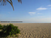 la spiaggia di San Vito Lo capo  - San vito lo capo (6031 clic)