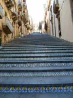 la famosa scalinata di Caltagirone  - Caltagirone (10238 clic)